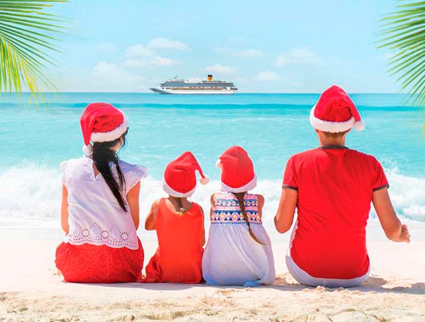 Різдвяні круїзи Costa